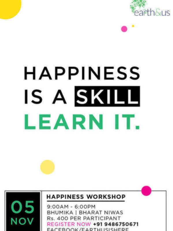 Photographer:Barbara | workshop on Happiness
