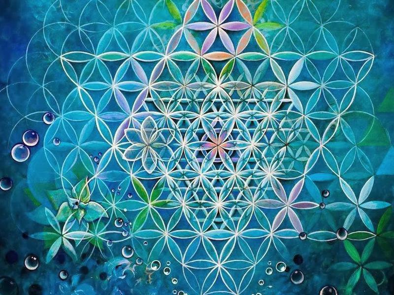 Photographer:web | sacred geometry