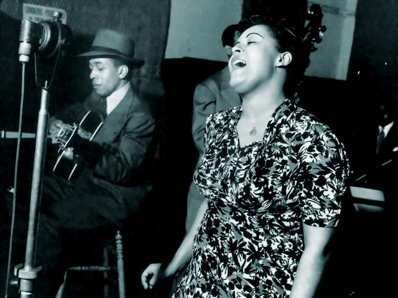 Photographer:web | Billie Holiday