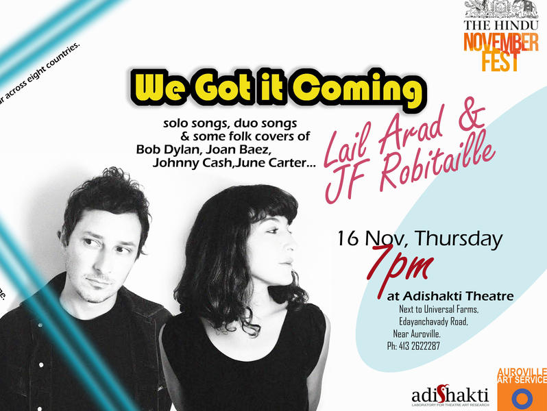 Photographer:web | Adishkati on 16th at 7pm  - We Got It Coming