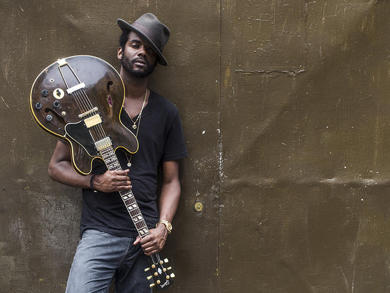 Photographer:web | Gary Clark Jr.