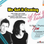Adishkati - 16th at 7pm concert