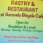 Aurovileo Bicycle Cafe
