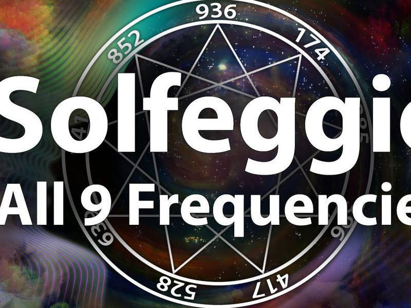 Photographer:web | Healing Frequency with 9 solfeggio frequencies