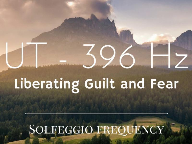 Photographer:web | healing frequencies  UT 396Hz