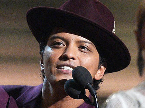 Photographer:web | Bruno Mars