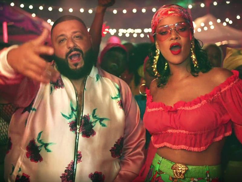 Photographer:web | DJ Khaled - Wild Thoughts ft. Rihanna, Bryson Tiller