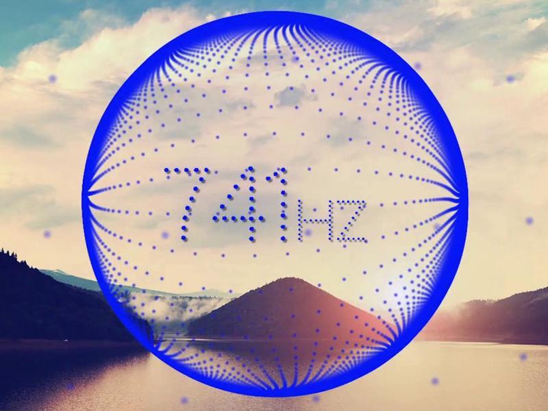Photographer:web | SOL – 741 Hz
