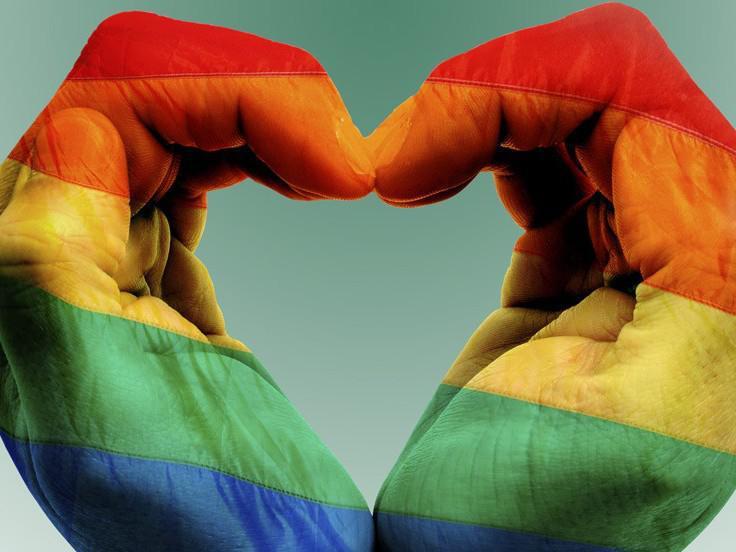 Photographer:Internet | LGBT movement