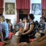 Audience in Tibetan Pavillion