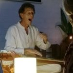 Bruno singing ragas