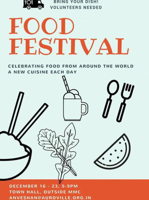 Photographer:web | Auroville Food Festival within AVFF17