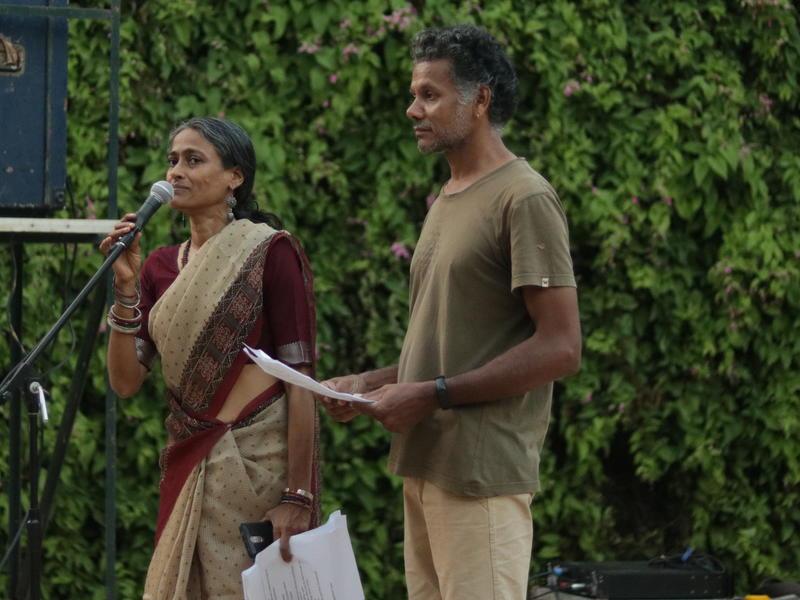 Photographer:Zoe | Krishna and Sasikhant