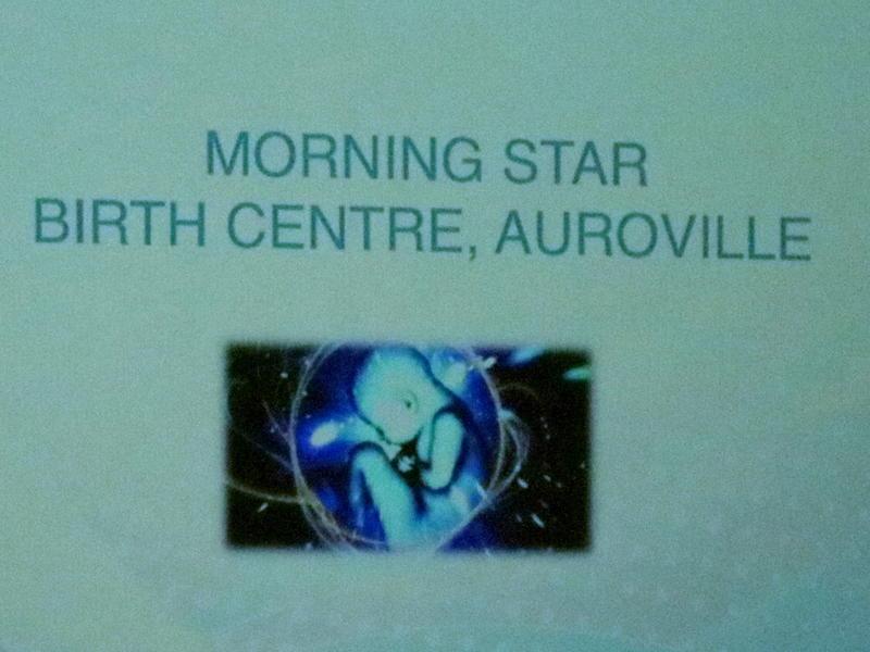 Photographer:Zoe | Slide: Auroville's Morning Star Birth Centre