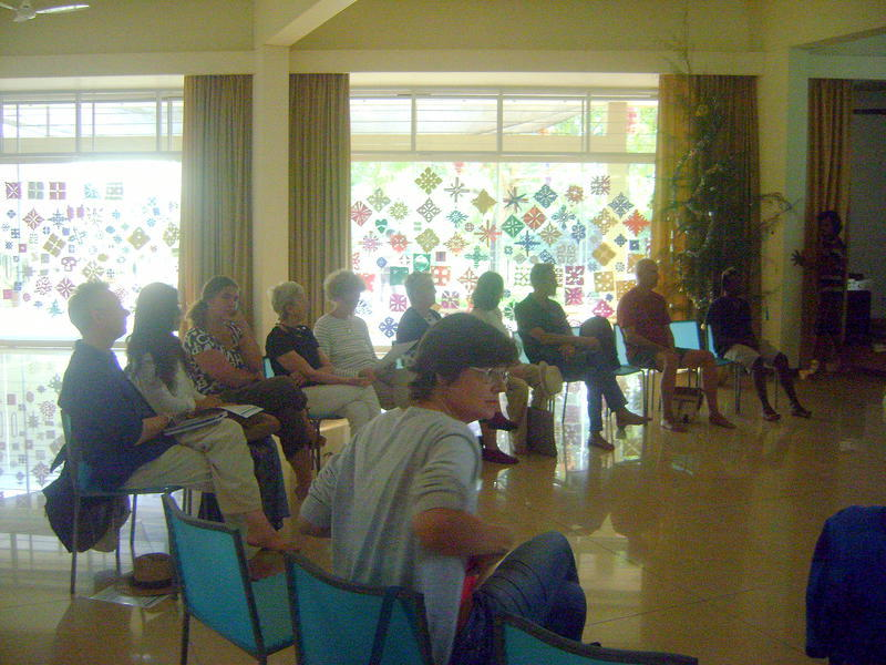 Photographer:Gaia | General Meeting on International Zone at UP