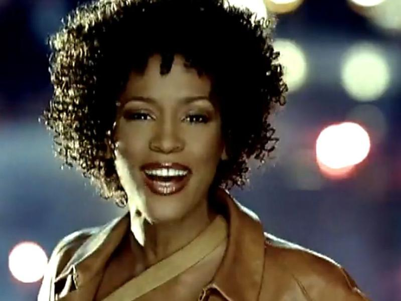 Photographer:web | Whitney Houston