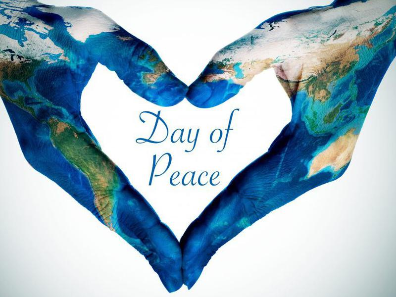 Photographer:web   Laney's Friends  - oneness and peace
