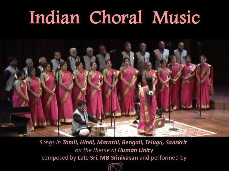 Photographer:Unknown | Indian Choral Music