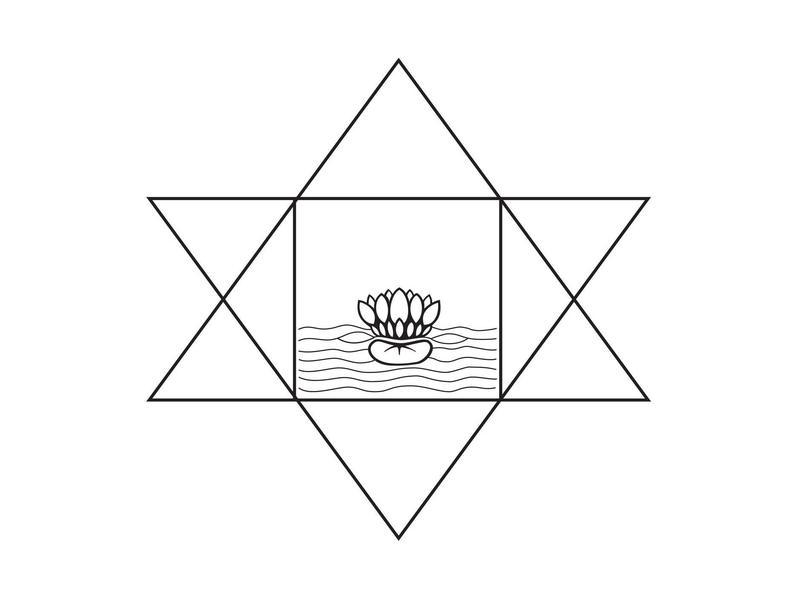 Photographer:web | Sri Aurobindo' symbol