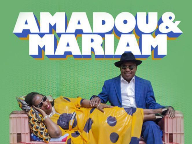 Photographer:web | Amadou & Mariam – Bofou Safou