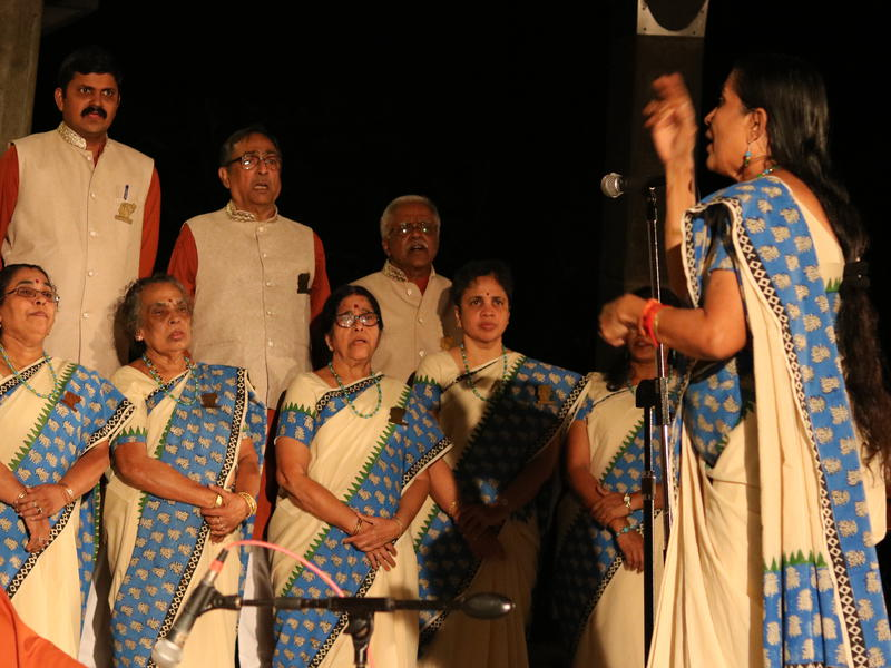 Photographer:Zoe | Indian Choral Music 3