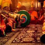 Tibatan monks