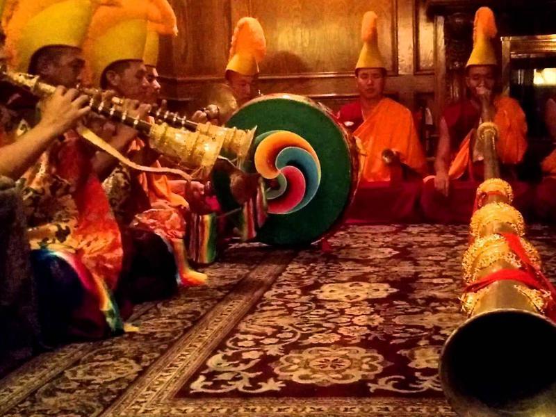 Photographer:web | Tibatan monks