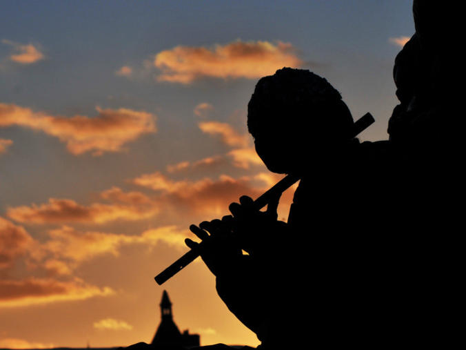 Photographer:web | The Legend of the Flute Player