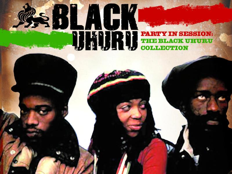 Photographer:web | Black Uhuru