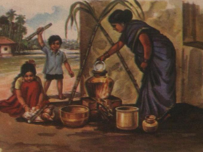 Photographer:web | traditional Pongal
