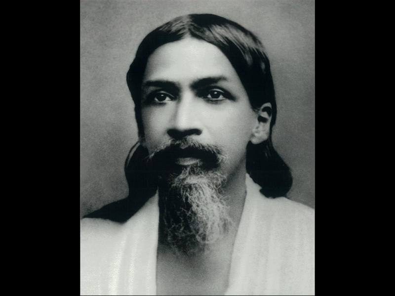 Photographer:Ashram Archives   Sri Aurobindo, 1916 - 1920