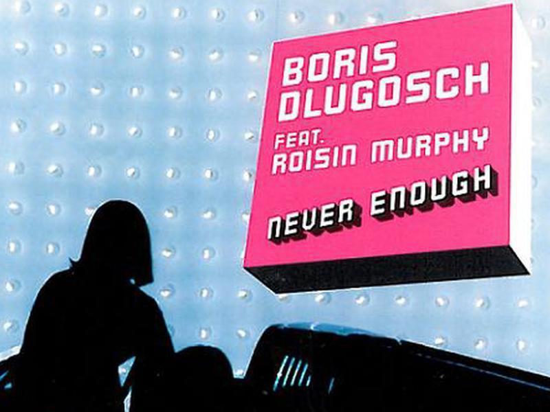Photographer:web | Boris Dlugosch feat. Roisin Murphy - Never Enough
