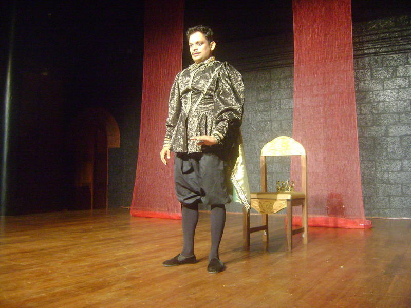 Photographer:Amadea | Rupesh Tillu as Madbeth