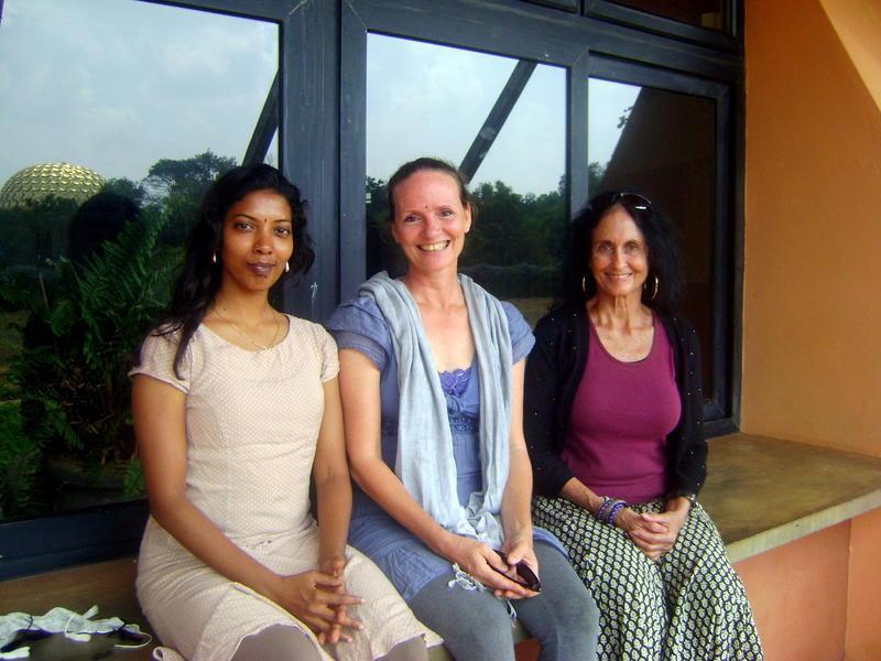 Photographer:Alma | Savitri Maya, Grace, and Savitri