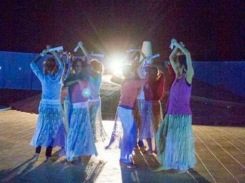 Photographer:Grace | SEAS on 17th at 7pm at Matrimadir amphitheater