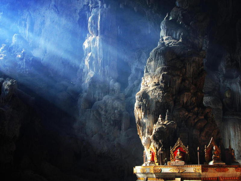 Photographer:web | temples in the cave
