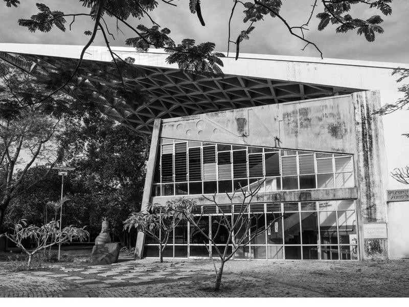 Photographer:web | Sri Aruobindo Auditorium, Bharat Nivas in history