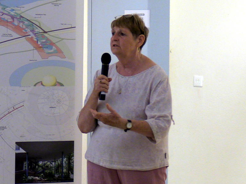 Photographer:S. Praneeth Simon | Judith shares more about the plans for development