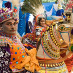 <b>Sangamam Celebration(7) - Dances in the Evening</b>