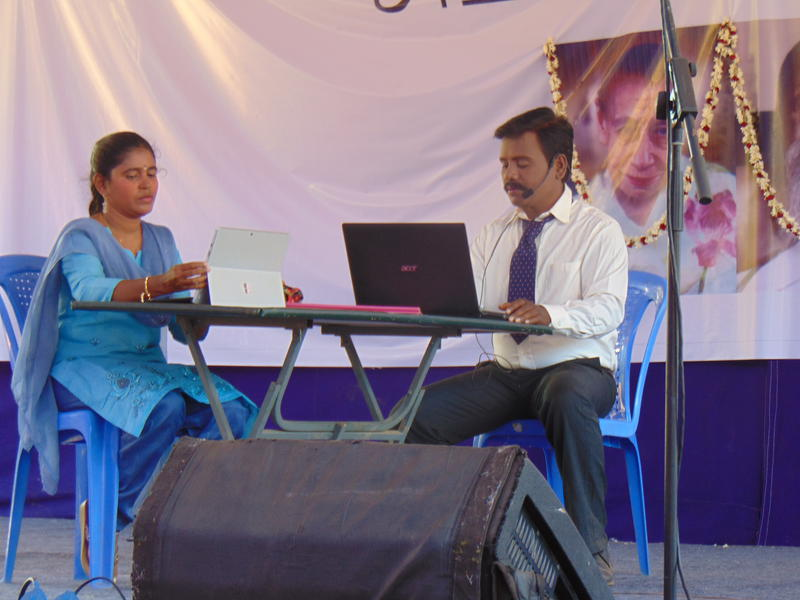 Photographer:D | Yatra Arts Foundation - theatre play, directed by YAtra Srinivasan