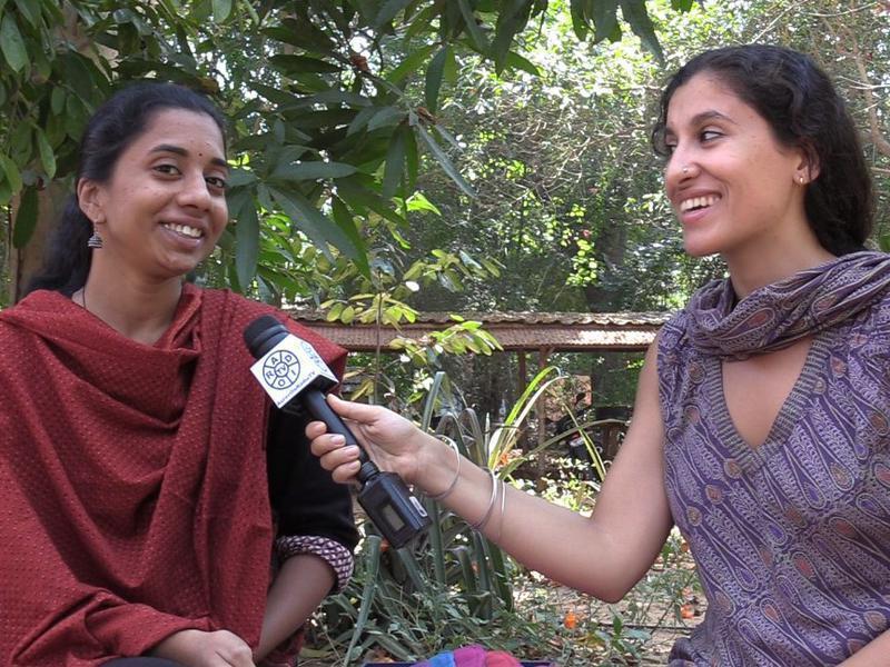Photographer:Wobbli   Eco Femme - Interview 1