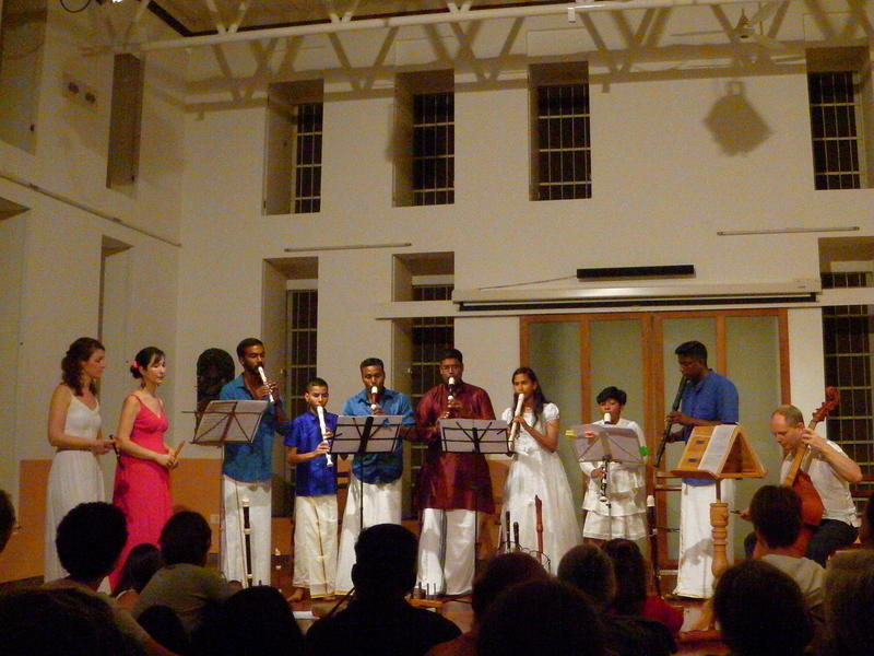 Photographer:karthick | Musicians performing
