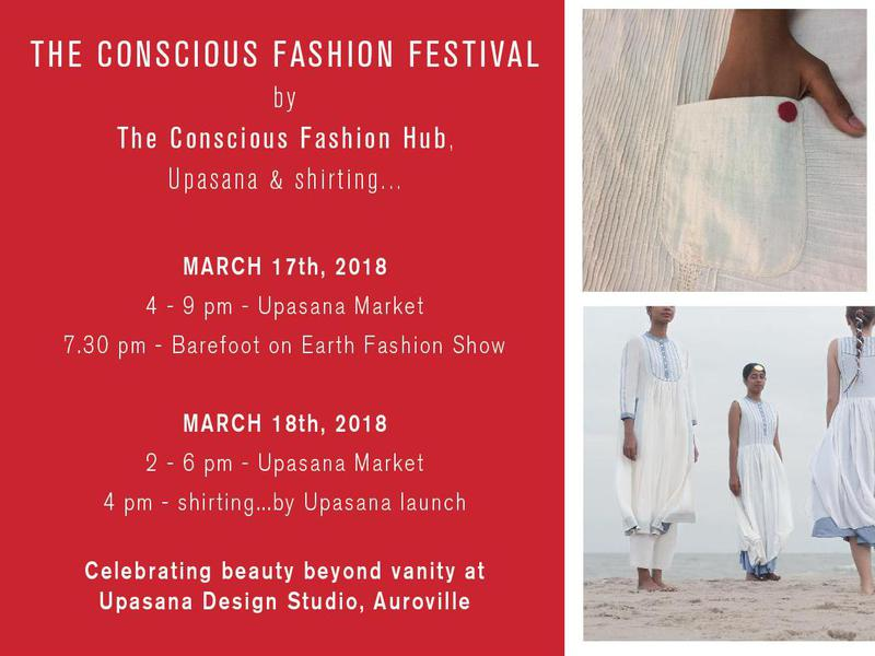 Photographer:web | Conscious Fashion Festival at Upasana
