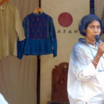 <b>Launching Shirting at Conscious Fashion Festival at Upasana</b>