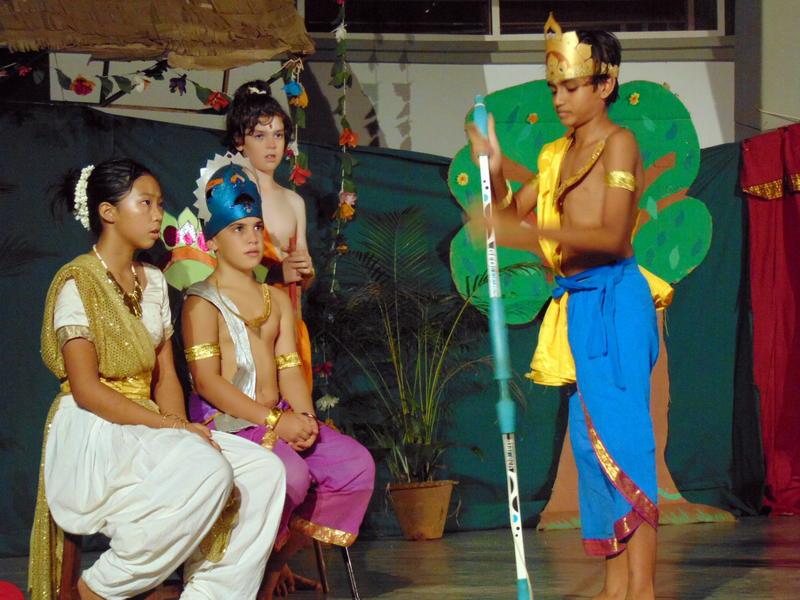 Photographer:Yasna | Ramayana byJaguar Group from Transition School