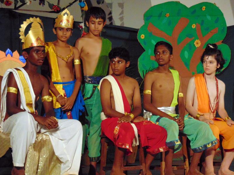 Photographer:Yasna | Ramayana play