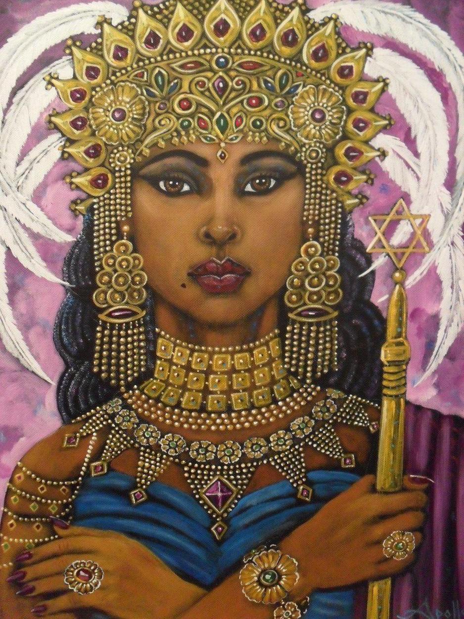 Photographer:Web | The Queen of Sheba
