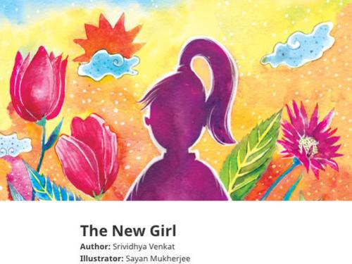 Photographer:web Pratham Books | The New Girl