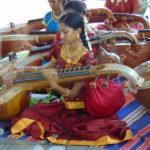 <b>Young musicians celebrate Saint Thyagaraja</b>