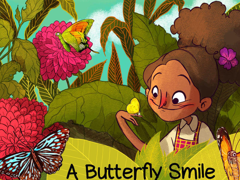 Photographer:web | A Butterfly Smile
